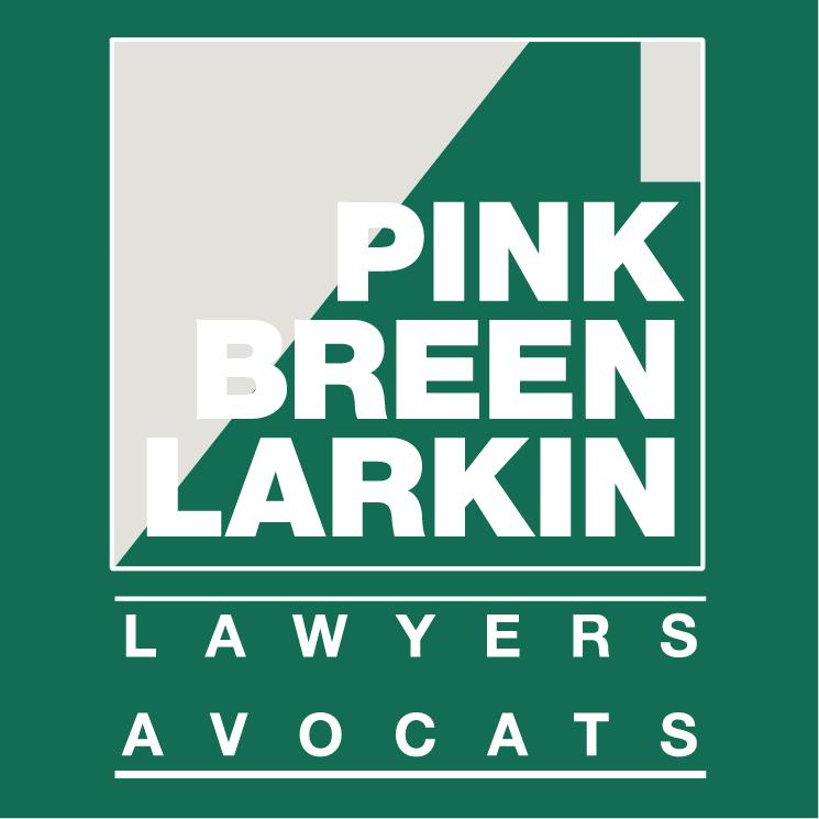 free vector Pink breen larkin