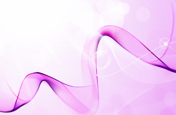 free vector Pink Dreams Vector Background