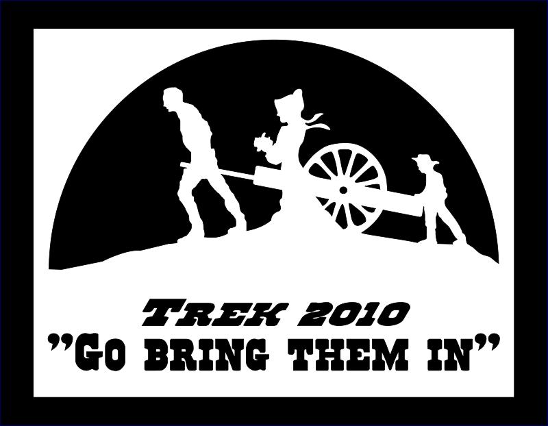 free vector Pioneer Trek Logo