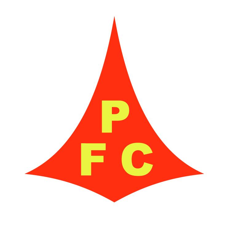 free vector Pioneira futebol clube de brasilia df