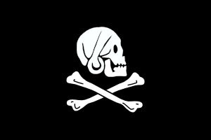 free vector Pirate Flag Henry Every clip art
