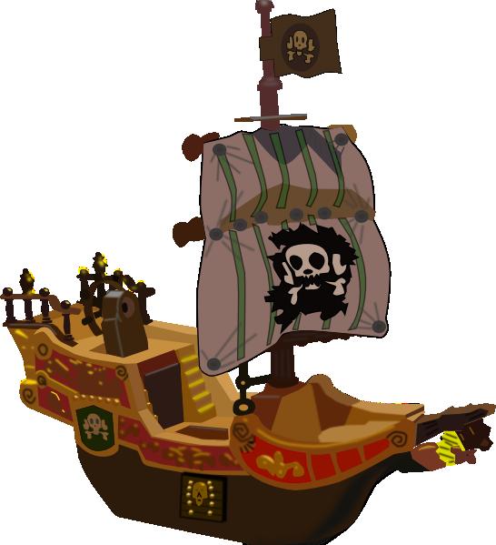 pirate ship clip art free vector 4vector rh 4vector com pirate ship clip art free download pirate ship clip art free download