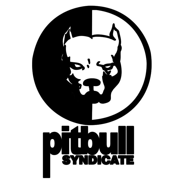 free vector Pitbull syndicate