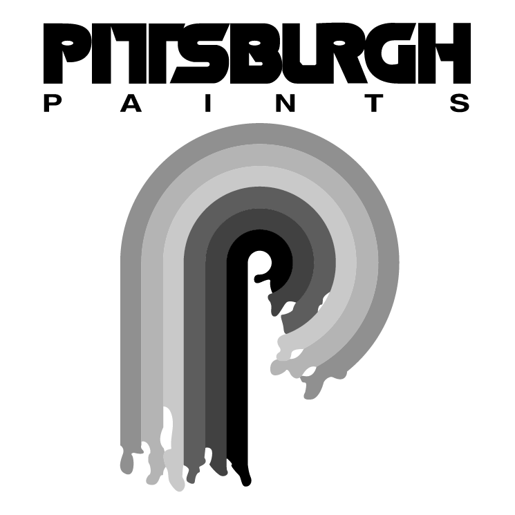 free vector Pittsburgh paints