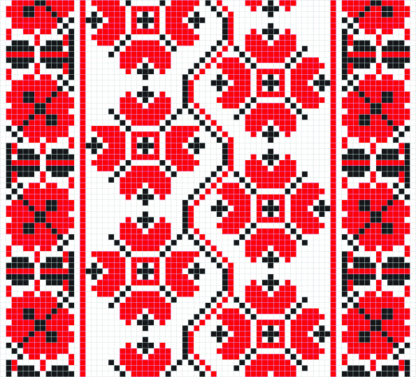 free vector Pixel pattern 04 vector