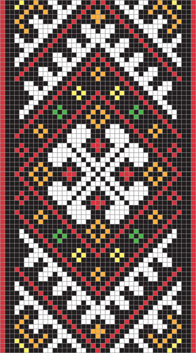 free vector Pixel pattern vector 2