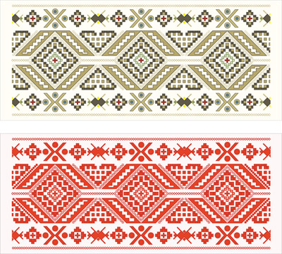 Pixel pattern (22729) Free EPS Download / 4 Vector