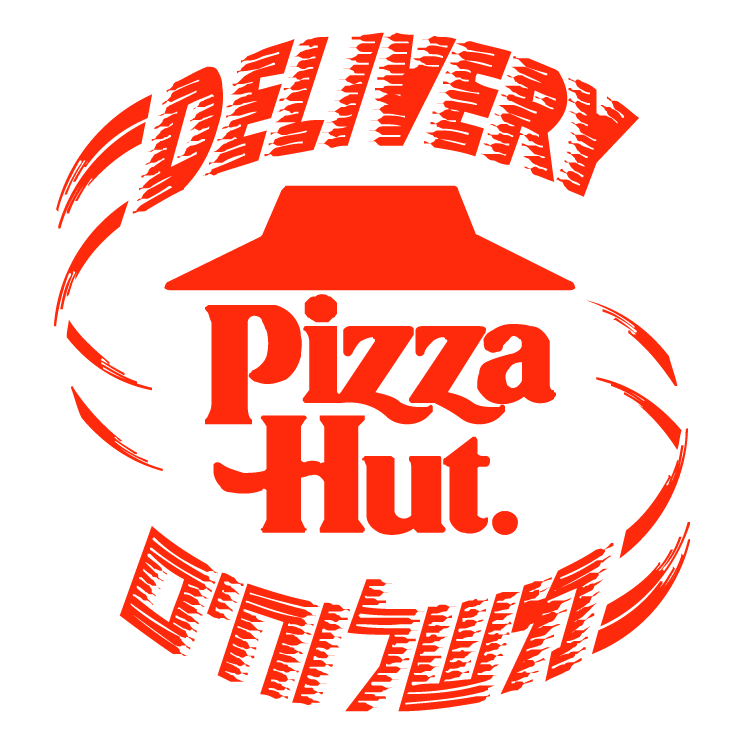 free vector Pizza hut israel