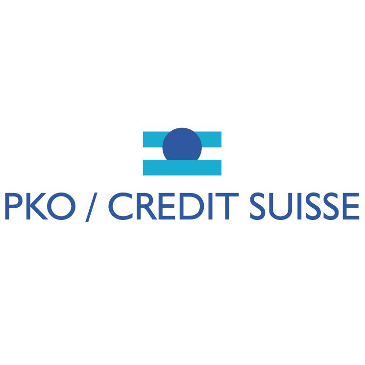 free vector Pko credit suisse