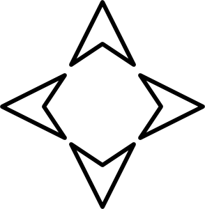 free vector Plain Arrows Controller clip art
