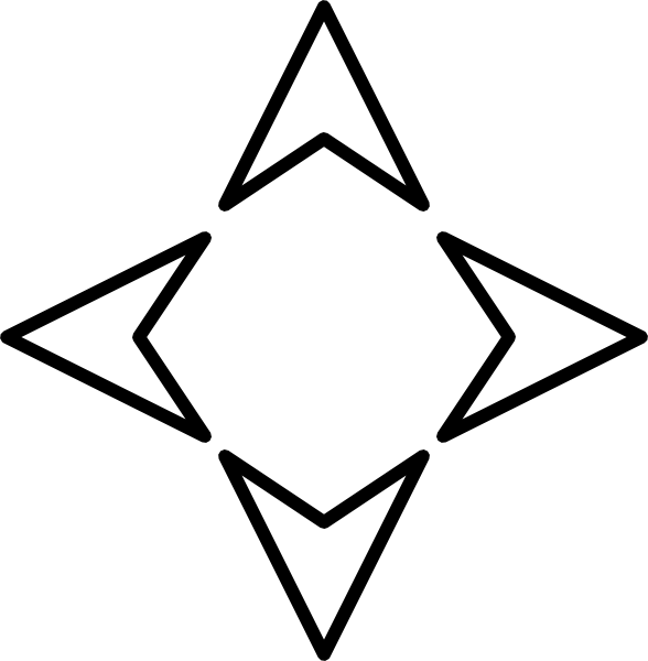 free vector Plain Direction Arrows clip art
