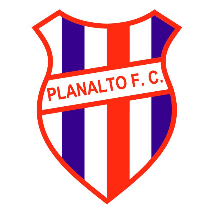 free vector Planalto futebol clube de bento goncalves rs