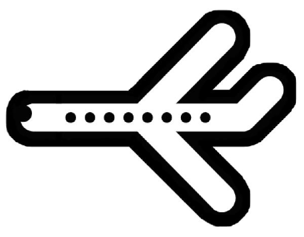 free vector Plane clip art