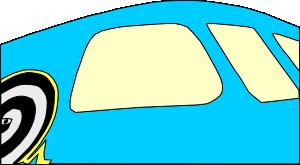 free vector Plane Windows clip art