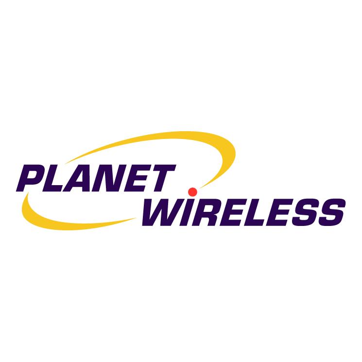 free vector Planet wireless