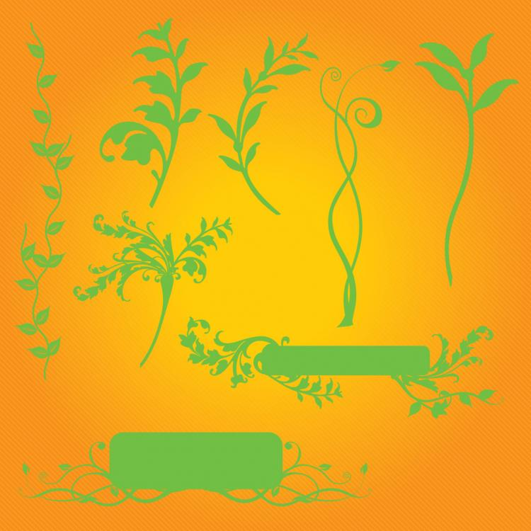free vector Plant Graphics