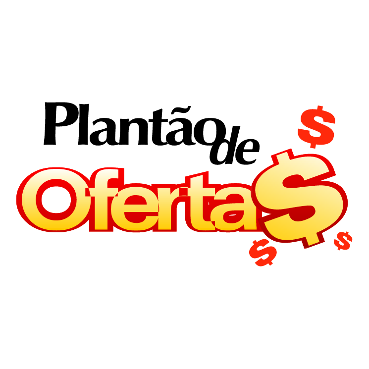 free vector Plantao de ofertas