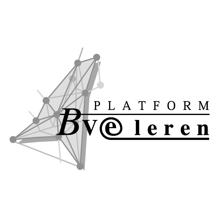 free vector Platform bve leren