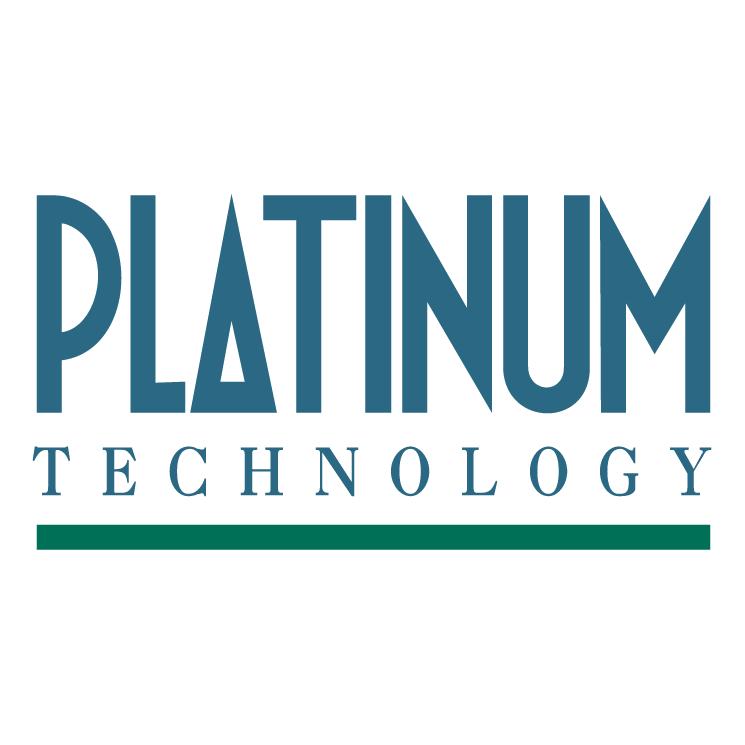 free vector Platinum technology
