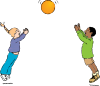 free vector Playing Ball clip art
