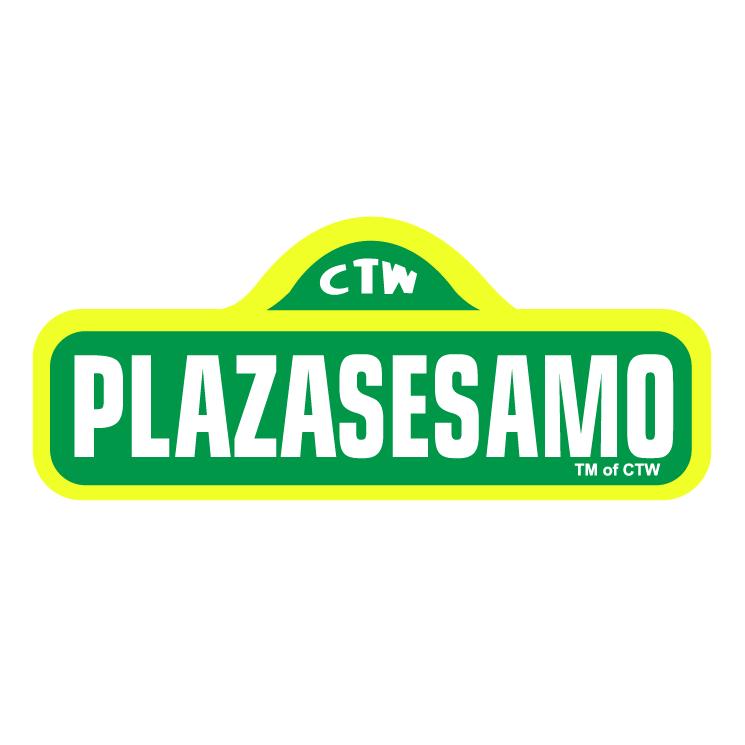 free vector Plaza sesamo