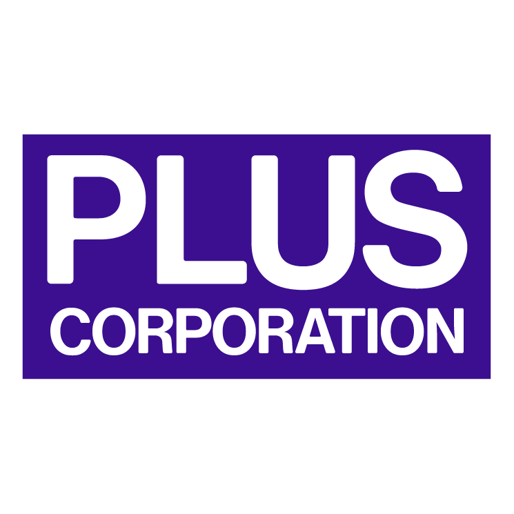 free vector Plus corporation