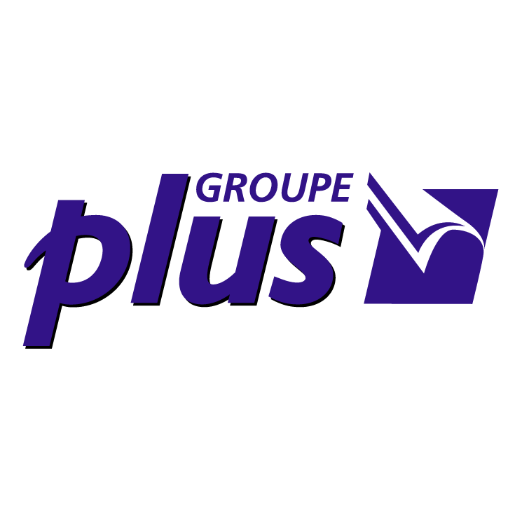 free vector Plus groupe