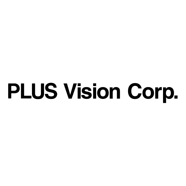 free vector Plus vision
