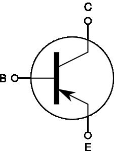 free vector Pnp Transistor clip art