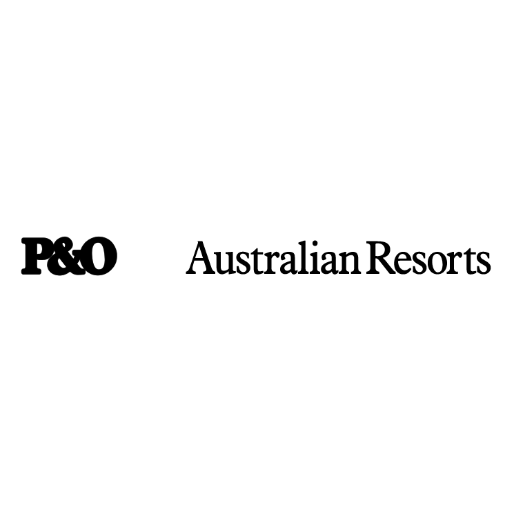 free vector Po australian resorts