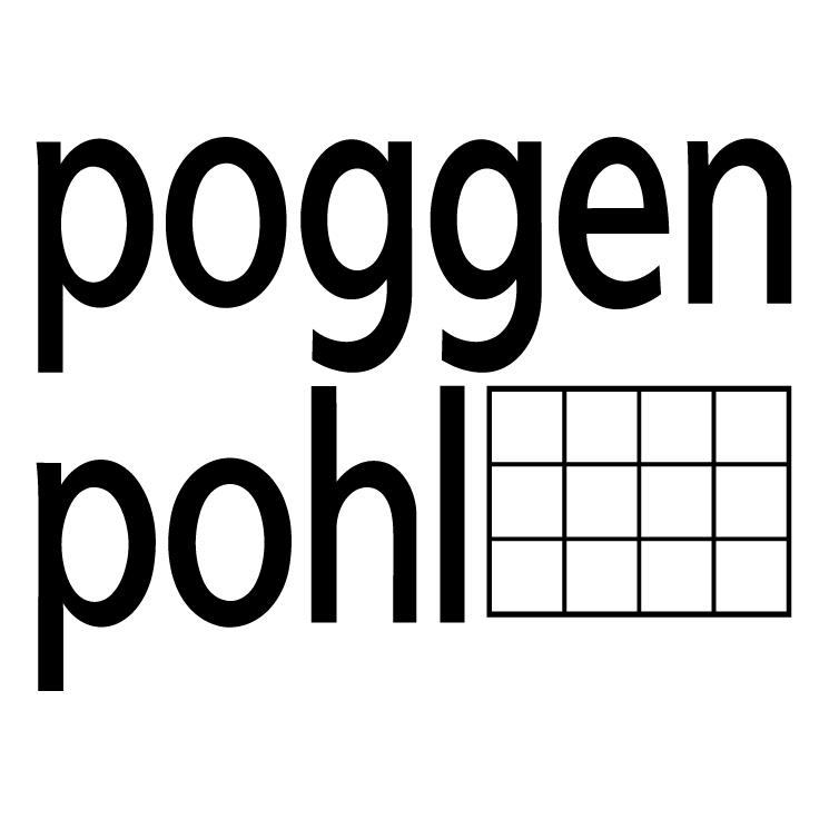 free vector Poggen pohl