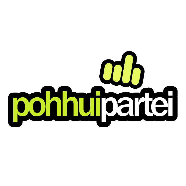 free vector Pohhuipartei