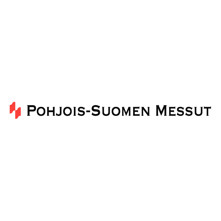 free vector Pohjois suomen messut