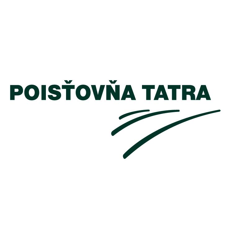 free vector Poistovna tatra