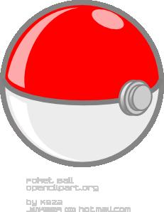 free vector Poket Ball clip art