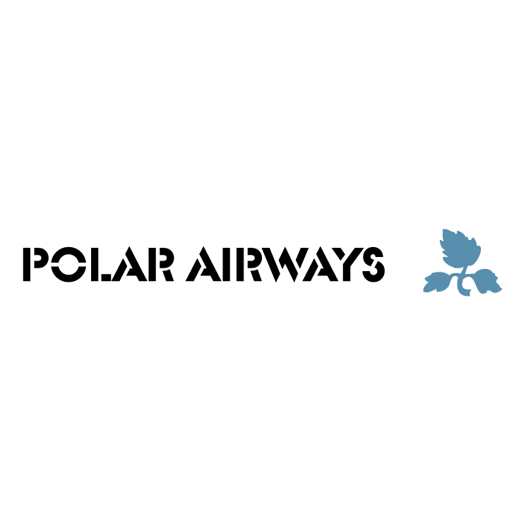 free vector Polar airways