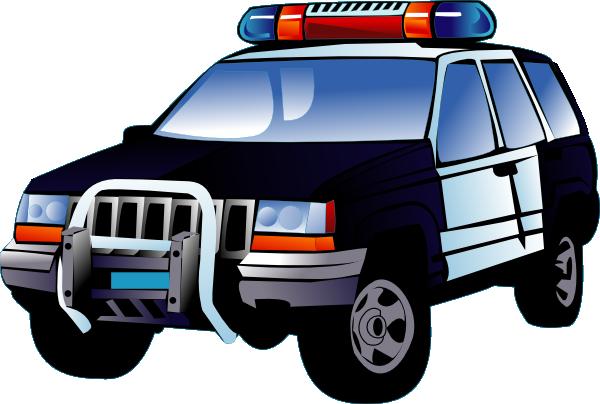 police car clip art free vector 4vector rh 4vector com police clipart images free police clipart images