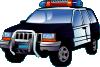 free vector Police Car clip art