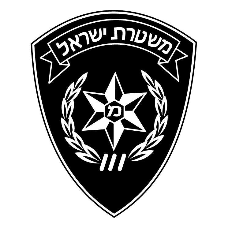 free vector Police israel