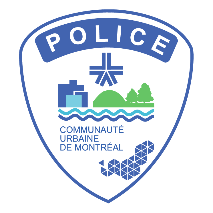 free vector Police of montreal
