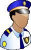 free vector Policeman clip art