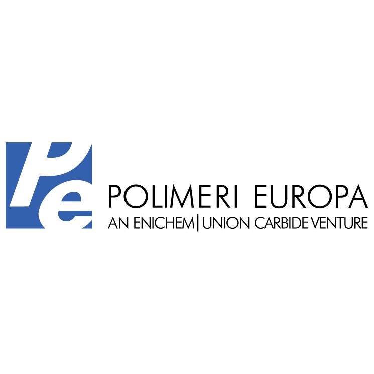 free vector Polimeri europa