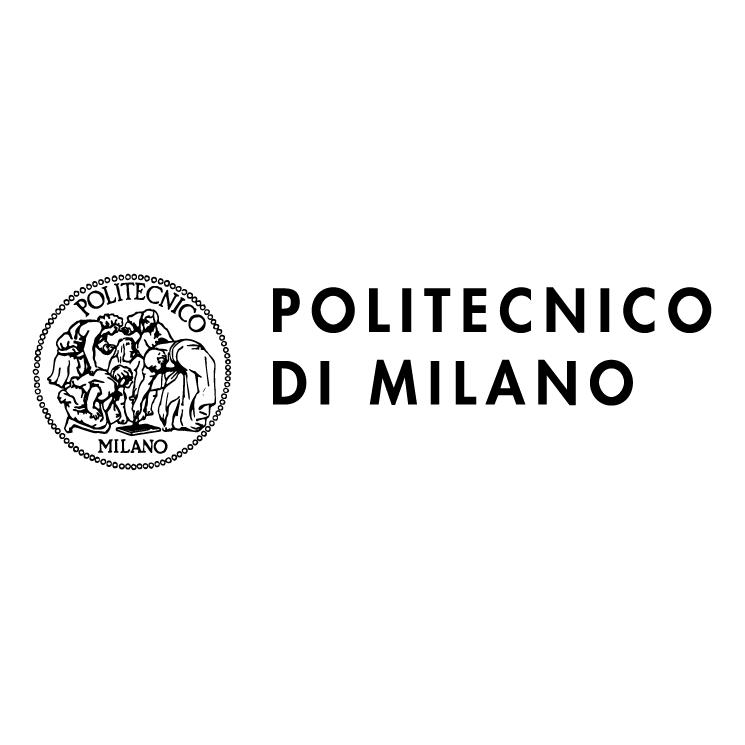 free vector Politecnico di milano 2