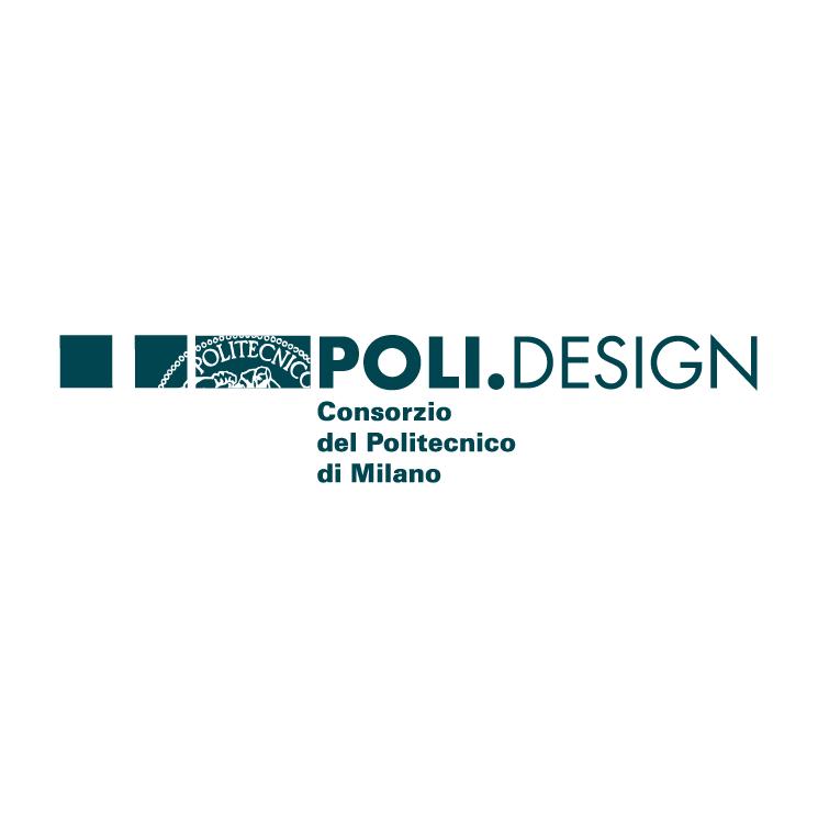 Politecnico di milano consorzio polidesign free vector for Politecnico milano design della moda