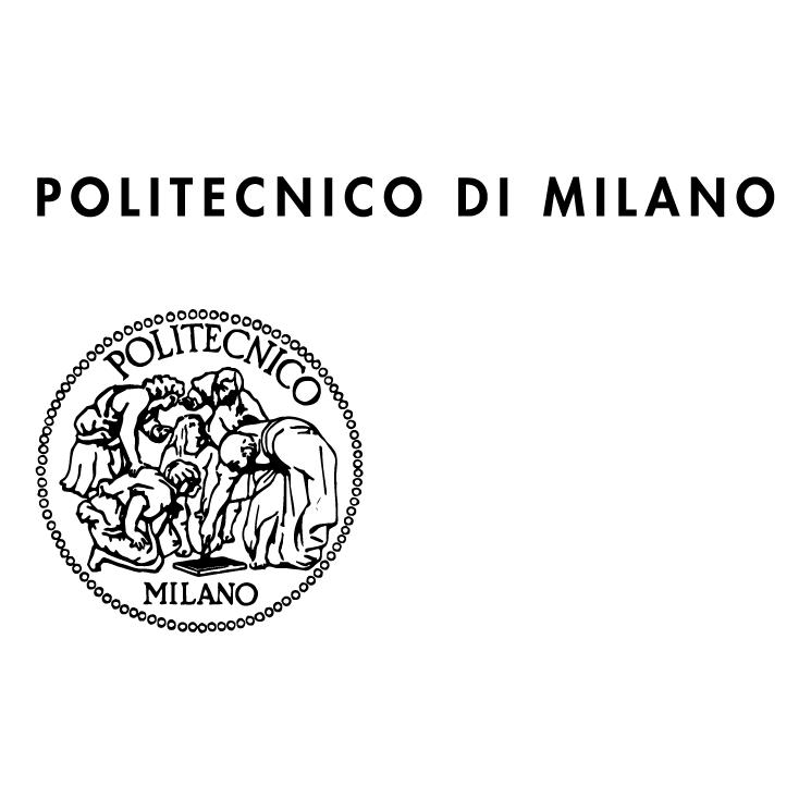 free vector Politecnico di milano