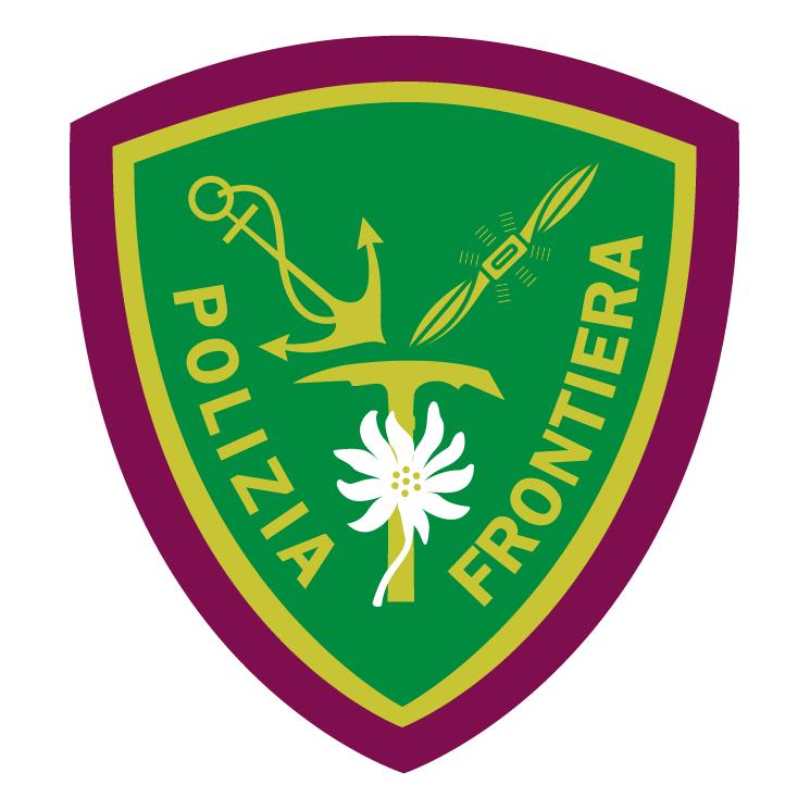 free vector Polizia di frontiera
