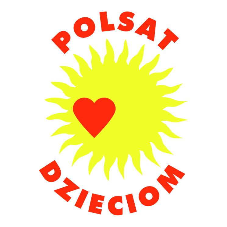 free vector Polsat dzieciom