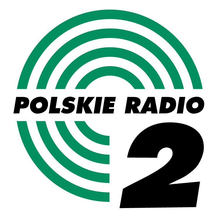 free vector Polskie radio 2