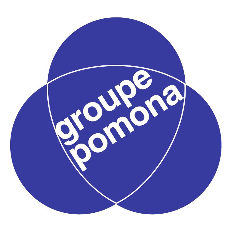 free vector Pomona groupe