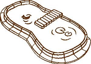 free vector Pond clip art